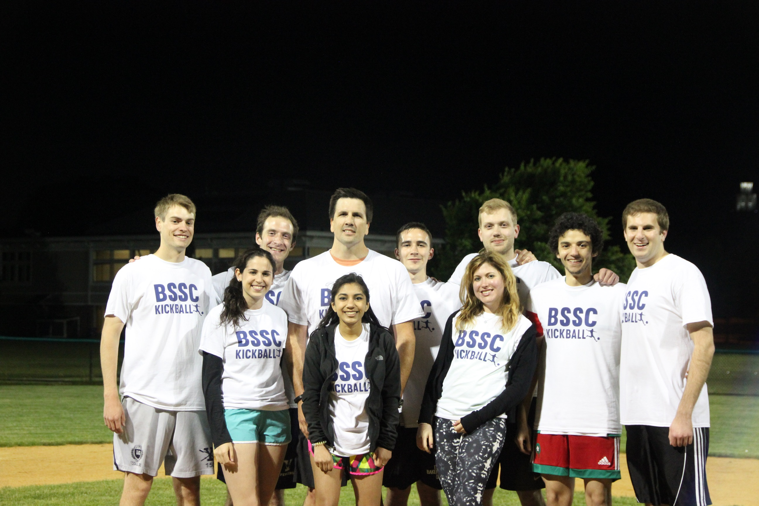 AV&Co. takes pride in its kickball team
